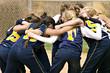 team huddle in color - 3038264