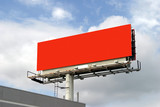 place your add on this billboard (with clipping pa poster