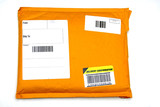 postal package poster