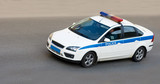 police car speed, toy model car, chase criminal poster