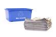 wastepaper disposal