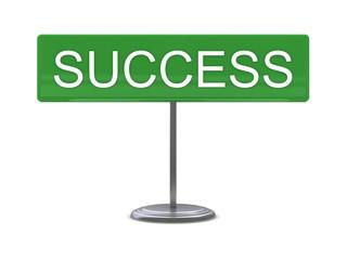 sign - success
