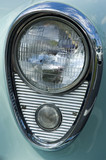 chrome headlamp 1