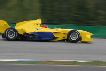 yellow speed