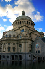christian science church, boston