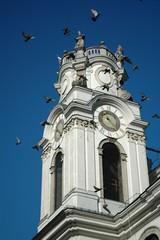 clocktower salzburg