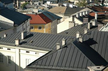 salzburg rooftops wide