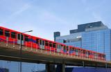 Fototapeta przewóz - metro - Widok Miejski