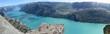 panorama preikestolen@lysefjord