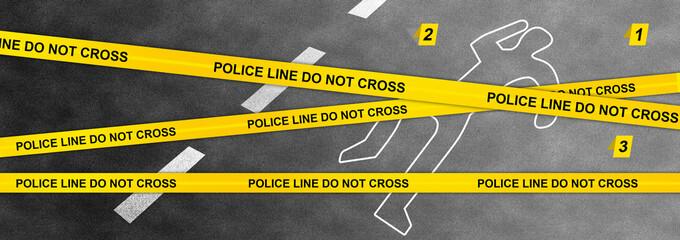 police line 1