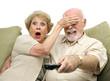 seniors shocked by tv
