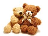 romantický medvídek medvědi-