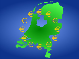 netherlands and euros