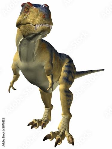 Poster tyrannosaurus