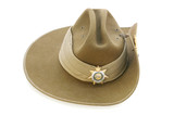 australian army slouch hat poster