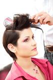 Fototapety hairdesign