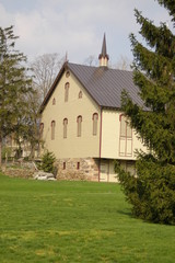 open forebay barn