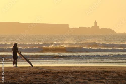 Canvas Marokko surf