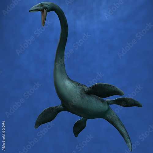 Poster elasmosaurus