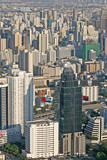 view over bangkok poster