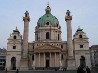 vienna - karls kirche