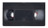 blank video tape poster