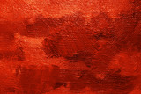 Fototapety red oil paint background