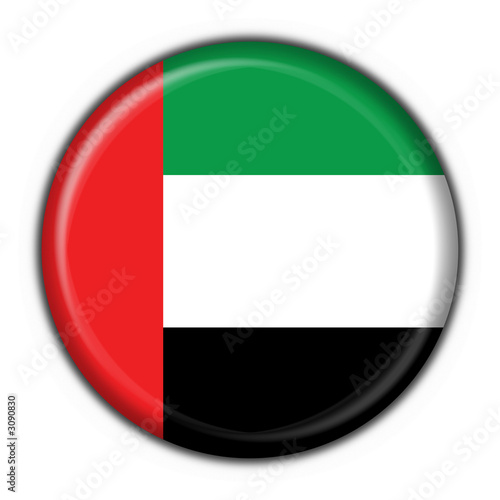 bottone bandiera united arab emirates button flag