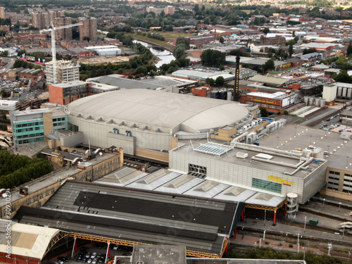 Foto op Canvas Stadion arena manchester