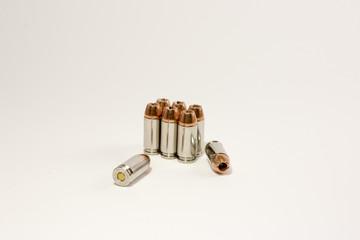 fallen bullets
