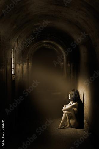 atmospheric nude © Alan Webber
