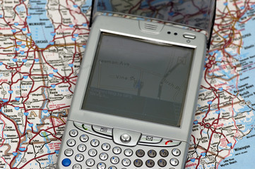 gps and atlas