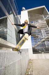 business skater