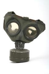 Gasmaske aus dem 2. Weltkrieg