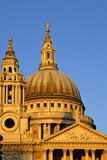 st pauls cathedral, london poster