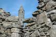 ruine in irland