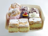 parcel of various cakes poster