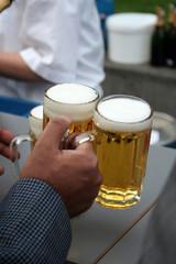 boccale birra brindisi - beer cheers
