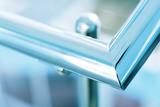 steel handrail poster