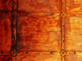 coppery wall1