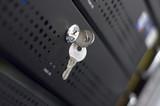 keys in rackmount server poster