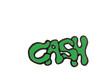 cash graffiti