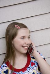 cell phone girl 1