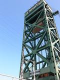 lift bridge tower  60891 poster