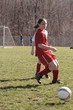 girl on soccer field 14