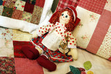 patchwork doll poster