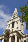 christ church, spitalfields, london poster