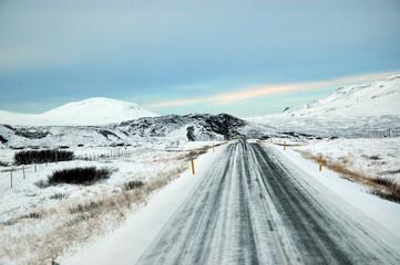 islande, route