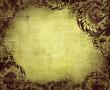 Leinwanddruck Bild grunge frame