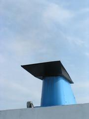 ship's chimney